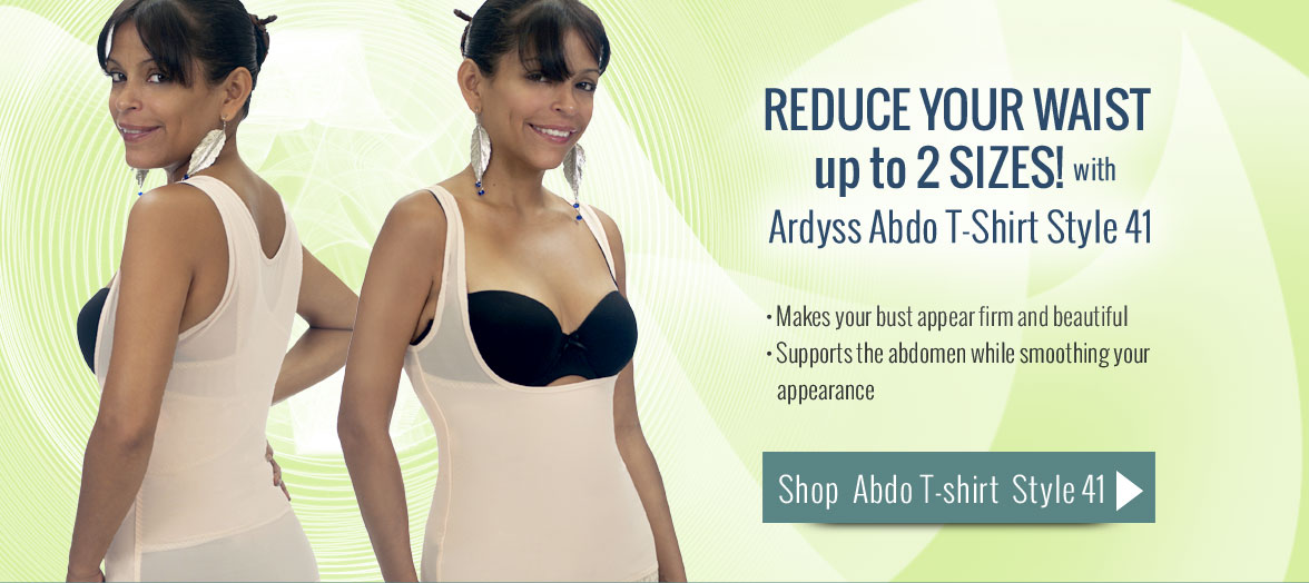 7fd3e29e14 Ardyss Body Magic Body Shapers - The Body You Wanted Instantly